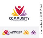 People Logo Design. Charity ...