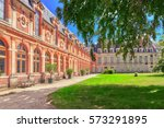 fontainebleau  france   july 09 ... | Shutterstock . vector #573291895