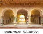 Hall With Columns Of Sattais...