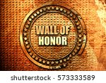 Wall Of Honor  3d Rendering ...