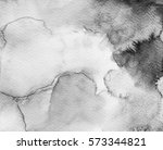 abstract hand painted... | Shutterstock . vector #573344821