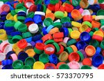 Plastic Pet Caps Texture As...