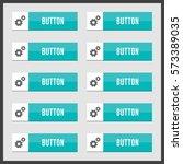 modern web buttons flat design... | Shutterstock .eps vector #573389035