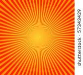 vector sun sunburst pattern   Shutterstock .eps vector #57343429