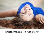bright photo of a beautiful... | Shutterstock . vector #57351979