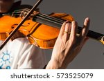 Violinist's Practice