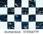 colorful vintage ceramic tiles... | Shutterstock . vector #573566779