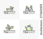 vector simple icon style... | Shutterstock .eps vector #573603505