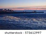 Bridlington South Pier At Dawn...
