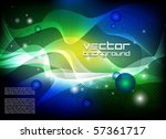 vector abstract shiny backgrounds - stock vector