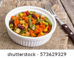 Mixture Of Vegetables For...
