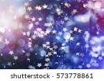 festive elegant abstract... | Shutterstock . vector #573778861