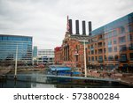 baltimore  maryland   february... | Shutterstock . vector #573800284