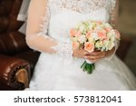 close view of beautiful... | Shutterstock . vector #573812041