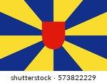 vector belgium west flanders... | Shutterstock .eps vector #573822229