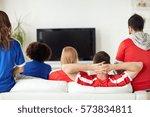 friendship  leisure  sport ... | Shutterstock . vector #573834811
