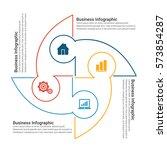 infographic element design.   Shutterstock .eps vector #573854287