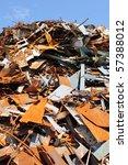 junk yard | Shutterstock . vector #57388012