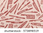 Seamless Pattern And Backgroun...