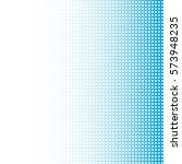 geometric blue white background ...   Shutterstock .eps vector #573948235