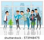vector illustration of a...   Shutterstock .eps vector #573948475