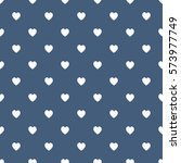 seamless geometric pattern with ... | Shutterstock .eps vector #573977749