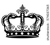 crown silhouette clip art...