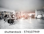 Equipment And Machines At The...