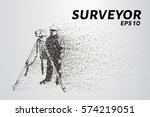 surveyor of the particles. the...