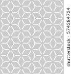 seamless geometric line pattern ...   Shutterstock .eps vector #574284724