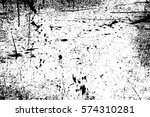 grunge black and white urban... | Shutterstock .eps vector #574310281