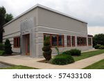 small business building | Shutterstock . vector #57433108