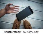 The Smartphone Falls Between...