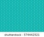 polka dot pattern vector.  | Shutterstock .eps vector #574442521