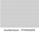 polka dot pattern vector.  | Shutterstock .eps vector #574442605