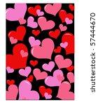 heart | Shutterstock .eps vector #57444670