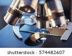 laboratory  microscope for... | Shutterstock . vector #574482607