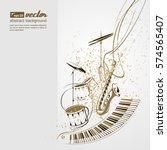 simplified vector illustration  ...   Shutterstock .eps vector #574565407