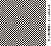 trendy monochrome line lattice. ...   Shutterstock .eps vector #574601605