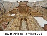 Celsus Library In Ephesus Efes...