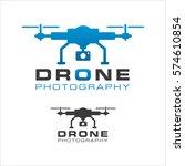 drone logo | Shutterstock .eps vector #574610854