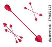 Bunch Of Cupid Arrows.heart ...