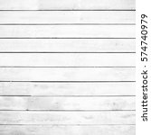 white wooden boards as... | Shutterstock . vector #574740979