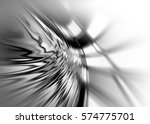 abstract  black and white...   Shutterstock . vector #574775701