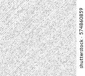 vector monochrome seamless... | Shutterstock .eps vector #574860859