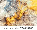 artistic bright color painting... | Shutterstock . vector #574863205