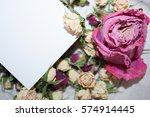 valentines day card concept | Shutterstock . vector #574914445