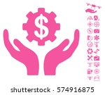 maintenance price pictograph...