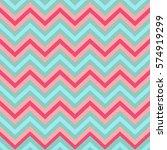 seamless wavy stripes background | Shutterstock .eps vector #574919299
