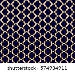 abstract geometric seamless... | Shutterstock .eps vector #574934911
